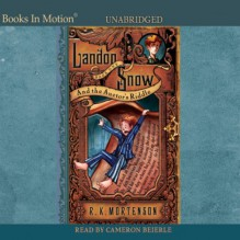 The Auctor's Riddle: Landon Snow Series, Book 1 - R. K. Mortenson, Cameron Beierle