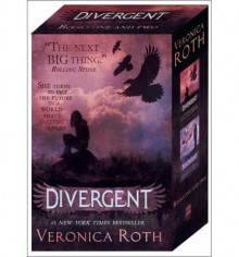 Divergent Boxed Set (Divergent, #1, #2) - Veronica Roth