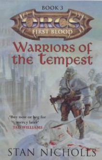 Warriors of the Tempest - Stan Nicholls