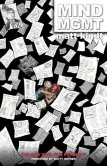 Mind Mgmt vol. 2 The Futurist - Matt Kindt, Brendan Wright