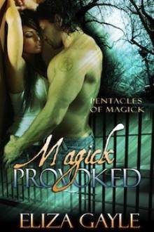 Magick Provoked - Eliza Gayle