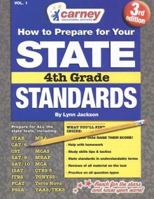 How to Prepare for Your State Standards 4th Grade Volume 1 - Lynn Jackson