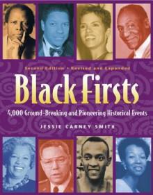 Black Firsts - Jessie Carney Smith