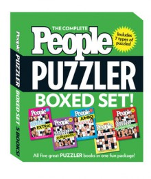 The Complete People Puzzler Boxed Set - People Magazine, People Magazine