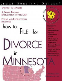 How to File for Divorce in Minnesota - Thomas Tuft