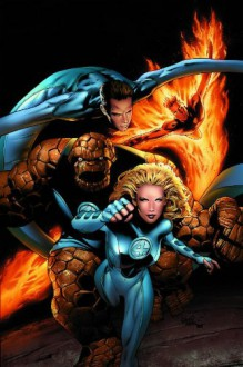 Ultimate Fantastic Four, Vol. 5: Crossover - Greg Land, Mark Millar
