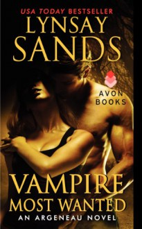 Vampire Most Wanted - Lynsay Sands