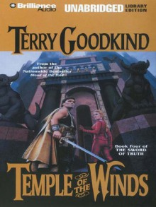 Temple of the Winds (Sword of Truth, #4) - Terry Goodkind, Dick Hill