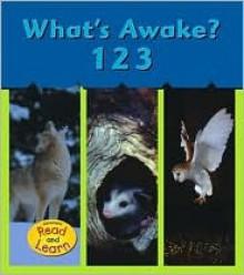 What's Awake? 123 - Patricia Whitehouse