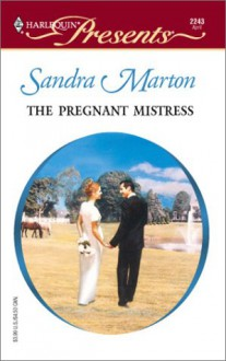 The Pregnant Mistress - Sandra Marton