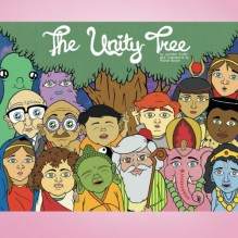 The Unity Tree: A Whimsical Muse on Cosmic Consciousness - Jennifer Sodini