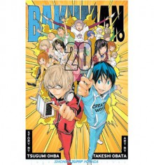 Bakuman, Volume 20: Dreams and Reality - Tsugumi Ohba, Takeshi Obata