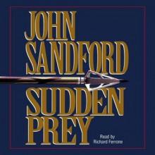 Sudden Prey (Audio) - Richard Ferrone, John Sandford