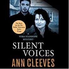 Silent Voices: A Vera Stanhope Mystery - Ann Cleeves, Charlie Hardwick