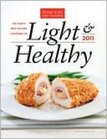 Light & Healthy 2011 - America's Test Kitchen