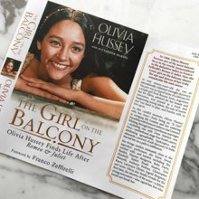 The Girl on the Balcony: Olivia Hussey Finds Life After Romeo and Juliet - Olivia Hussey