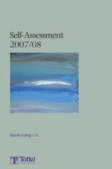 Self-Assessment 2007-08 - Sarah Laing