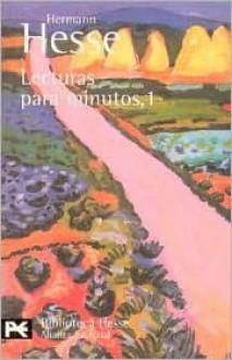 Lecturas para minutos 1 - Hermann Hesse