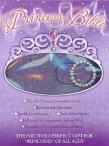 Princess Bible-ICB-Snap Flap - Anonymous