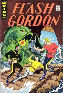Flash Gordon - Jul 1967 - Bill Harris, Reed Crandall