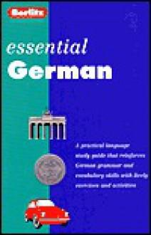 Berlitz Essentials: German - Berlitz Guides