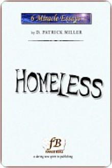 Homeless - D. Patrick Miller