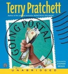 Going Postal - Terry Pratchett, Stephen Briggs