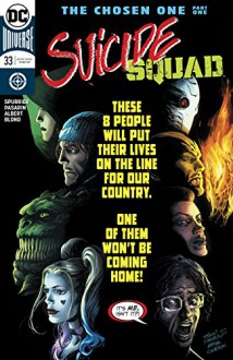 Suicide Squad (2016-) #33 - Simon Spurrier,Adriano Lucas,Tomeu Morey,Tony Daniel,Danny Miki,Eddy Barrows,Oclair Albert,Fernando Pasarin