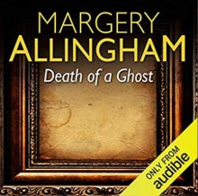 Death of a Ghost - Margery Allingham,Francis Matthews