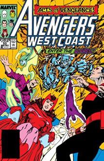 Avengers West Coast (1985-1994) #53 - John Byrne,John Byrne