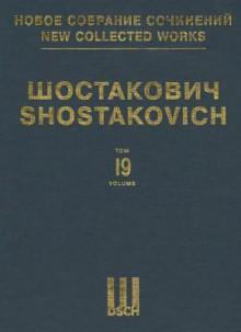 Symphony No. 4, Op. 43: 2 Pianos, 4 Hands Volume 19 - Dmitri Shostakovich