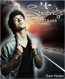 Blind Lies: Gay Romance (Secrets 4) - Sam Nolan