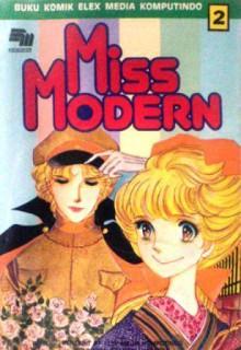 Miss Modern Vol. 2 - Waki Yamato