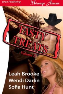 Tasty Treats, Volume 2 - Leah Brooke, Wendi Darlin, Sofia Hunt