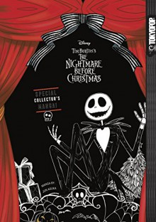 Disney Manga Tim Burton's Nightmare Before Christmas - Jun Asuka