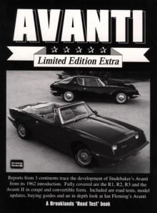 Avanti 1962-1991 -Limited Edition Extra - R.M. Clarke