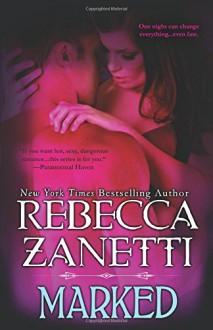 Marked - Rebecca Zanetti