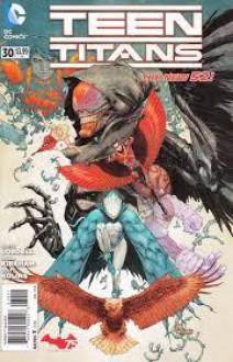 Teen Titans #30 (The New 52) - Scott Lobdell, Tyler Kirkham