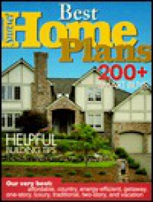 Sunset Best Home Plans - Sunset Books