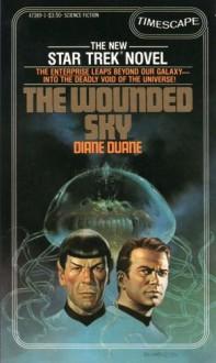The Wounded Sky (Star Trek #13) - Diane Duane