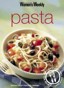 """Pasta (""""Australian Women's Weekly"""" Home Library) - Mary Coleman"""