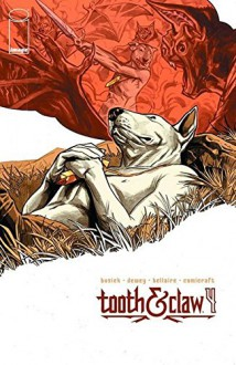 Autumnlands Tooth and Claw #4 - N/A,Kurt Busiek