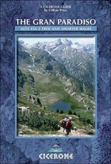 Gran Paradiso: Alta Via 2 Trek and Day Walks - Gillian Price