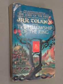 THE LORD OF THE RINGS: Book (1) One: The Fellowship of the Ring; Book (2) Two: The Two Towers; Book (3) Three: The Return of the King - J.R.R. Tolkein