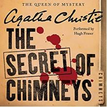 The Secret of Chimneys - Agatha Christie, Hugh Fraser