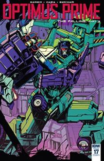 Optimus Prime #17 - Kei Zama,John Barber
