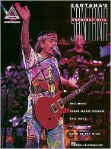 Santana's Greatest Hits (Songbook) - Santana