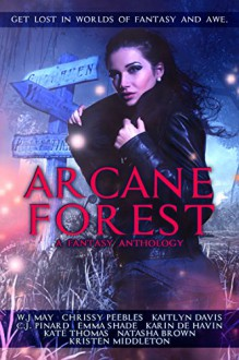 Arcane Forest Anthology: Get Lost in Worlds of Fantasy and Awe - No Sweat Graphics, Karin De Havin, W.J. May, Emma Shade, C.J. Pinard, Natasha Brown, Kaitlyn Davis, Chrissy Peebles, Kristen Middleton, Kate Thomas