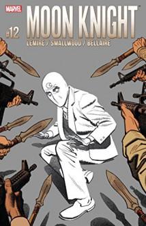 Moon Knight (2016-) #12 - Jeff Lemire, Greg Smallwood