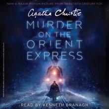 Murder on the Orient Express - Agatha Christie, Kenneth Branagh